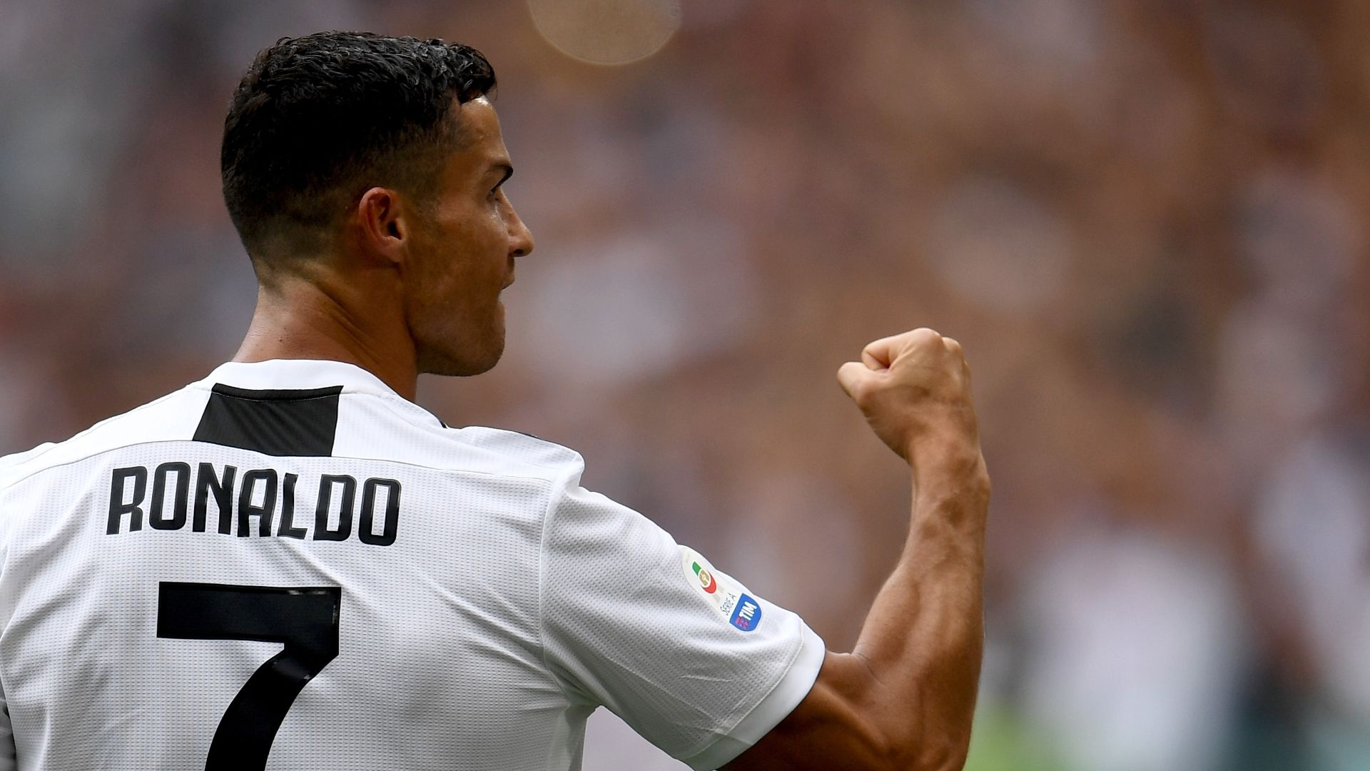 Ronaldo A Goal Machine And Money Making Machine For Juventus