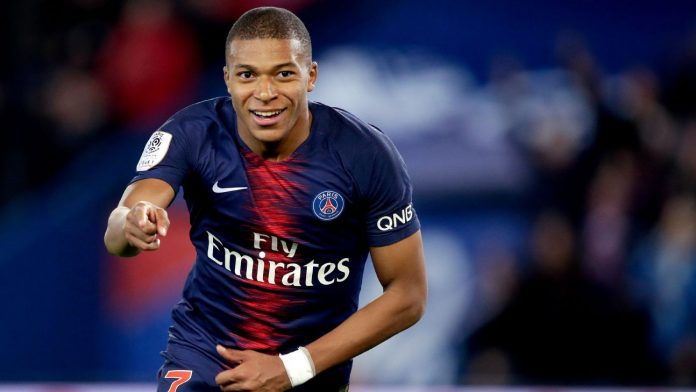 Mbappe hoping everything 'clicks into place' for PSG in Champions League