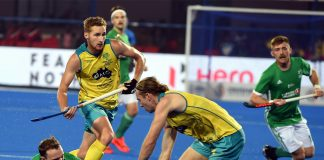 China keep England at bay, while Australia beat Ireland