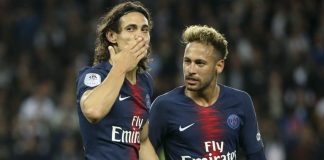PSG superstars need more teamwork, says striker Cavani