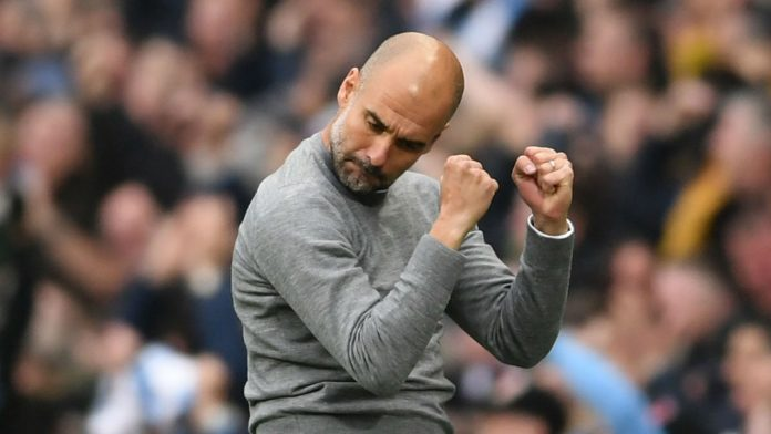 Guardiola says managing in England is 'dream come true'