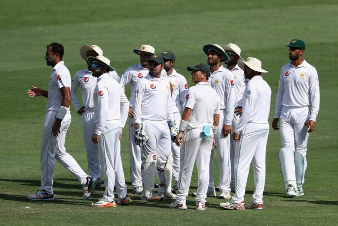 Pakistan Test