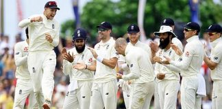 England spin out Sri Lanka in Galle