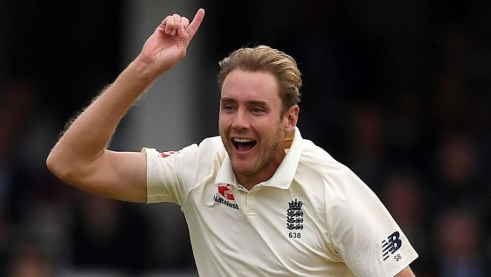 Broad replaces rested Anderson in final Sri Lanka test