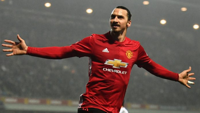 Zlatan says Man Utd spell made him feel 'like Benjamin Button'