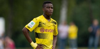 'I want to win Ballon d'Or' says German wunderkind, 14