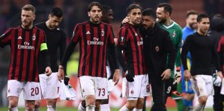 AC Milan stumble to goalless draw at Frosinone
