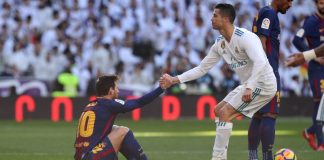 Ronaldo believes Messi misses him in La Liga