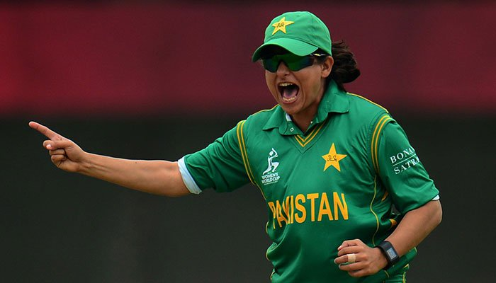 Sana Mir named in the ICC Women's ODI team of the year