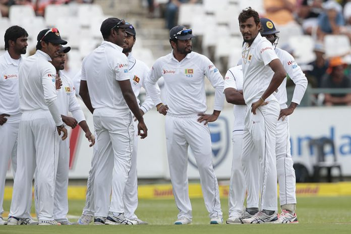 Sri Lanka reeling from upheaval ahead of New Zealand Tests