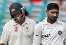 Symonds reveals Singh's emotional apology over 'monkeygate'