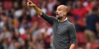 Guardiola warns high-flying Man City against complacency
