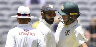 Border defends 'character' Kohli's 'passion'
