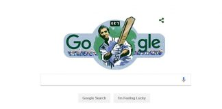 Google pays tribute to the Little Master on his 84th birthday