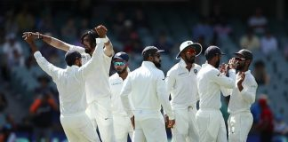 India fight back with triple strike in Perth