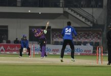 Multan beats Peshawar in the National T20 Cup