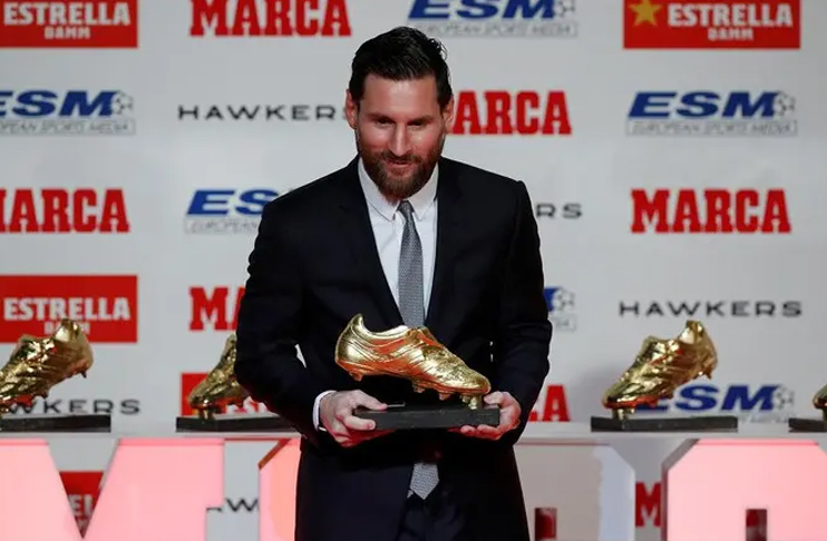 I never expected so much success – Messi