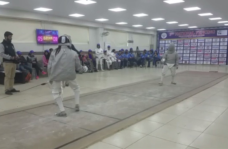 Punjab clinch second National Fencing Championship