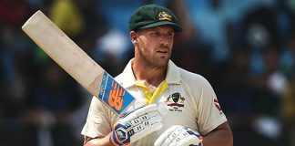 Battered finger won't stop me playing, insists Finch
