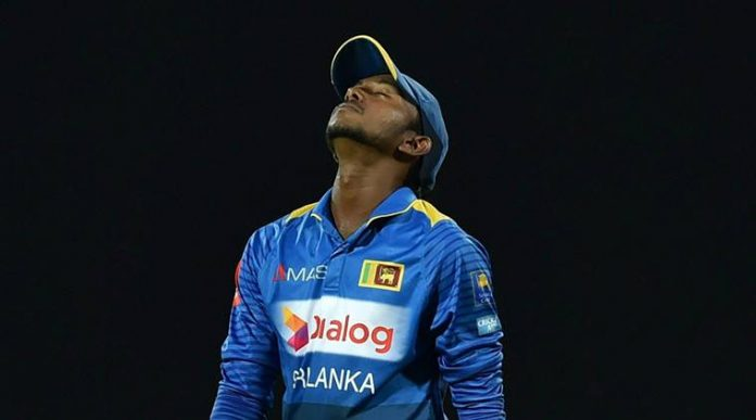 Dananjaya suspended from bowling over illegal action: ICC