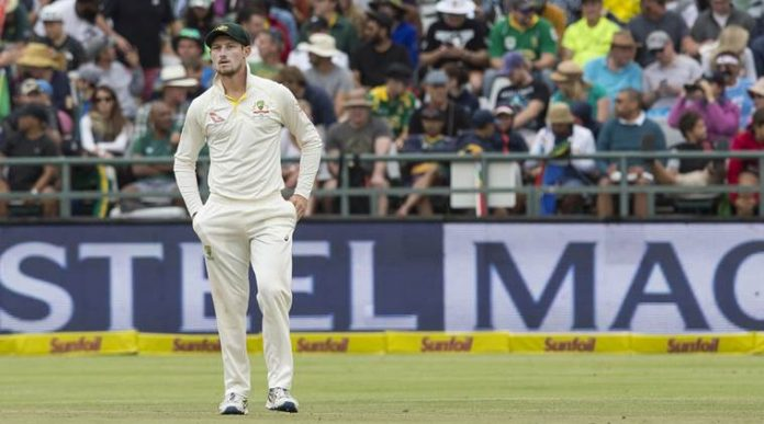 Bancroft out third ball on return from ban