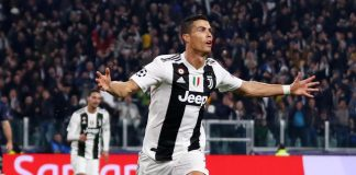 Ronaldo rescues point for 10-man Juventus at Atalanta