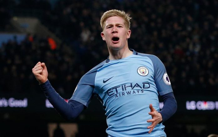 Man City's De Bruyne upbeat as he bids to put injuries behind him