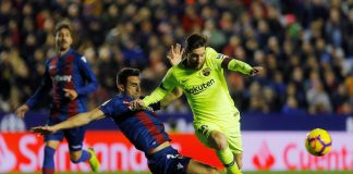 Barcelona's defensive problems fester despite healthy Liga lead