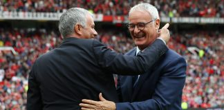 Mourinho welcomed me back to Premier League, says Ranieri