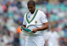 Philander to miss opening Test against Pakistan with a thumb fracture