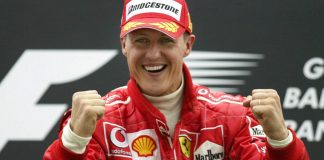 Schumacher in F1's thoughts as stricken great turns 50