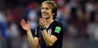 Modric beats Djokovic to win Balkan athlete of year