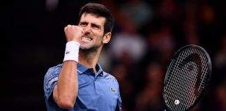 Djokovic back on top as old guard refuse to let go