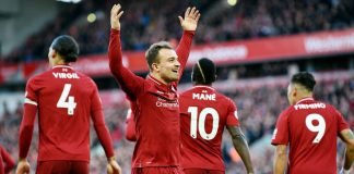 Shaqiri proves his worth for Klopp's Liverpool