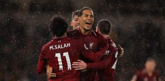 Liverpool still have plenty to prove, insists Van Dijk