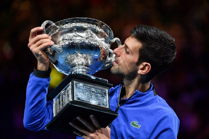 Dominant Djokovic wins magnificent seventh Australian Open