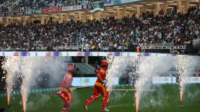 Tickets for PSL games in Dubai go online for sale