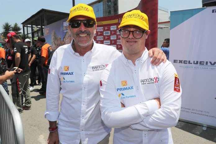 Down Syndrome competitor to make Dakar Rally history