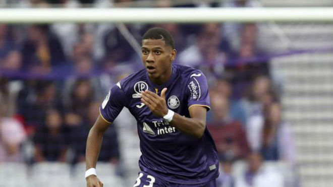 Barcelona snap up budding French defender Todibo