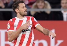 Barca set to swoop for prolific Uruguayan Stuani - media