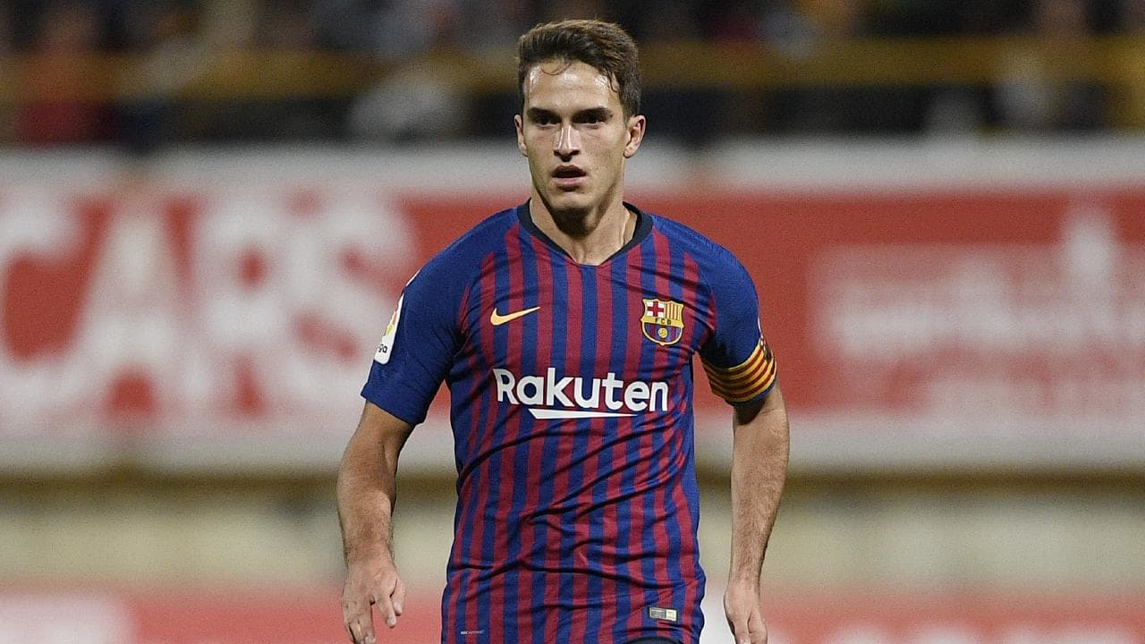 Arsenal sign Denis Suarez on loan from Barcelona