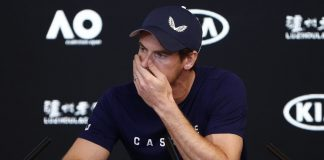 Federer 'shocked', Djokovic 'hurt' by Murray retirement bombshell
