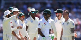 South Africa dominate first day of the second Test