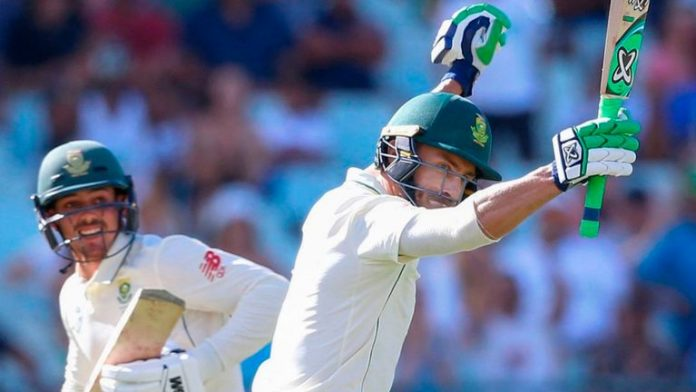 After victory, Du Plessis says he's a fan of Tests and lively pitches