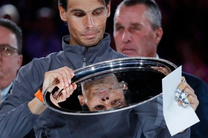 Nadal takes positives out of Australian Open thrashing