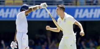 Dominant Australia in charge against Sri Lanka