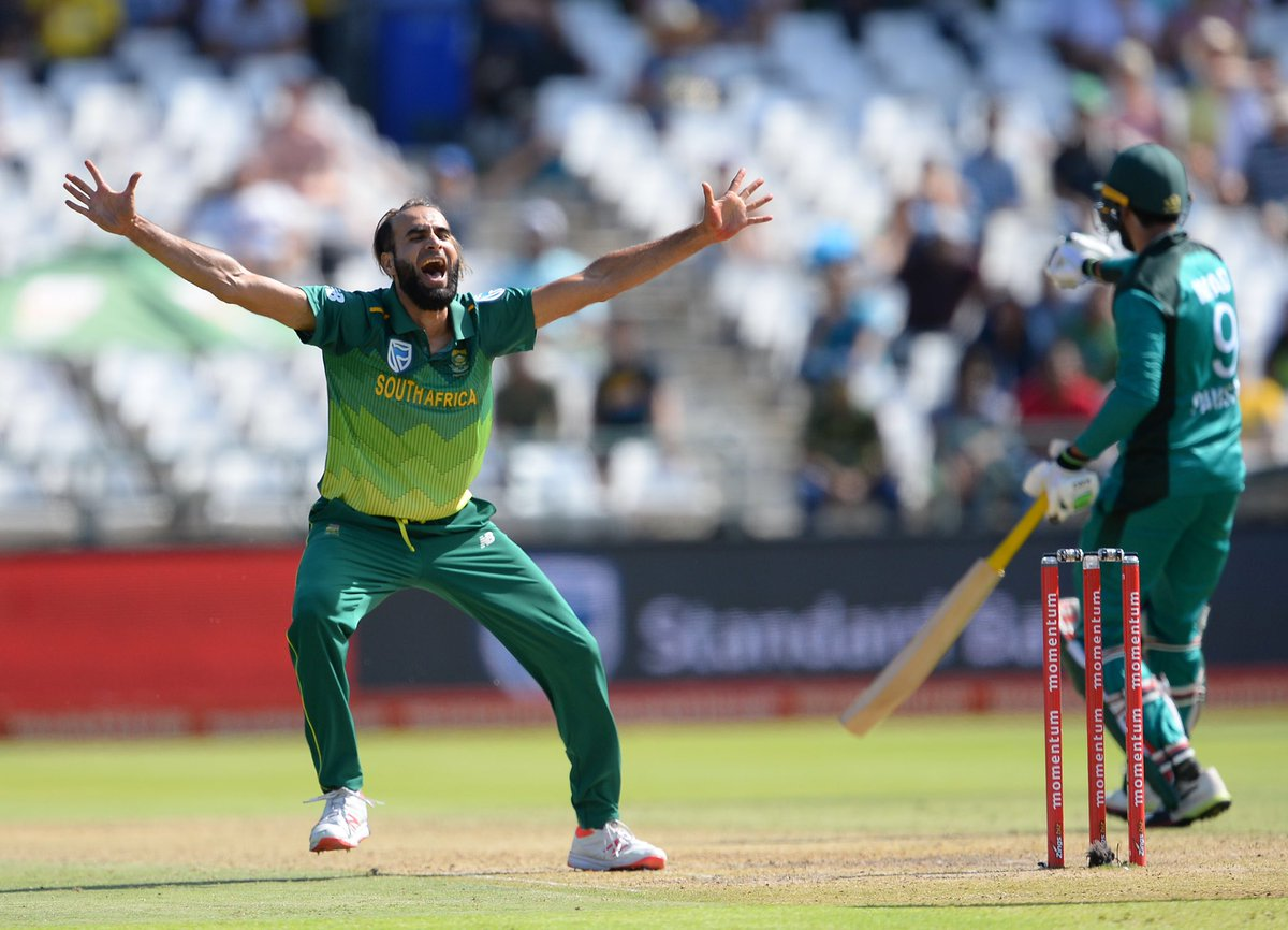 Imad Wasim's heroics take Pakistan to 240/8 in the decider