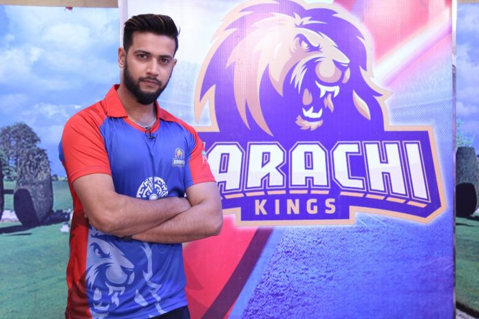 Captaining Karachi Kings is a great honour: Imad Wasim