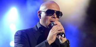 Pitbull sends a special video message for PSL fans