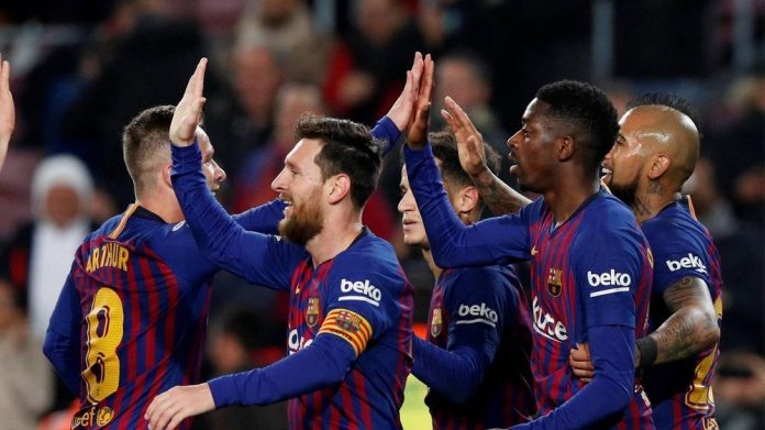Barcelona dominance feels familiar but biggest tests still to come